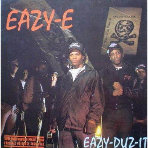 Eazy-E - Eazy-Duz-It, LP