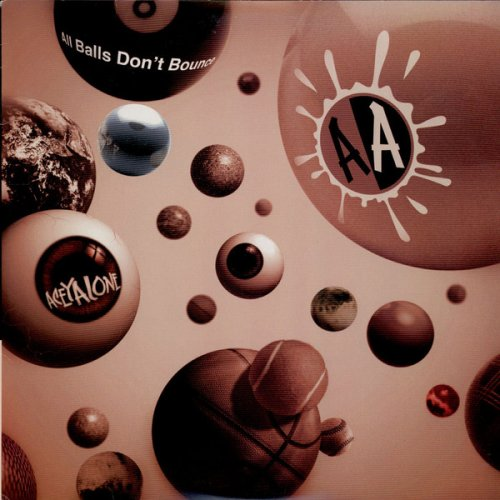 Aceyalone - All Balls Don't Bounce, 2xLP