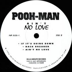 Pooh-Man - Ain't No Love, 2xLP