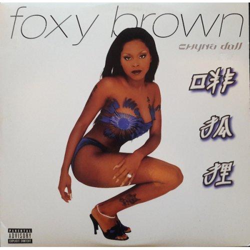 Foxy Brown - Chyna Doll, 2xLP