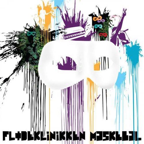 Flødeklinikken - Maskebal, LP