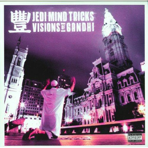 Jedi Mind Tricks - Visions Of Gandhi, 2xLP, Reissue