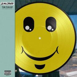 "Atmosphere - The Fun EP (Happy Clown Bad Dub Eight), 12"", EP"