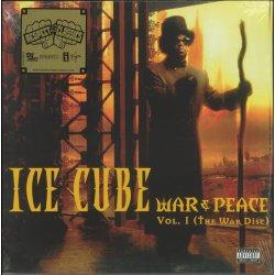 Ice Cube - War & Peace Vol. 1 (The War Disc), 2xLP, Reissue