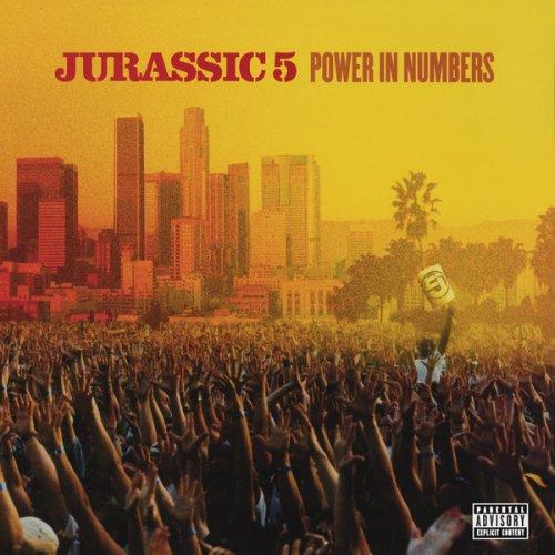 Jurassic 5 - Power In Numbers, 2xLP, Reissue
