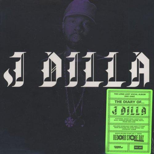 "J Dilla - The Diary, LP + 7"""