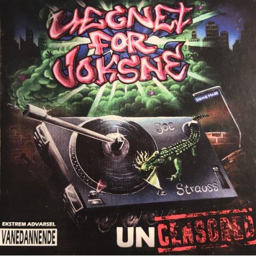 Joe Strauss - Uegnet For Voksne, LP