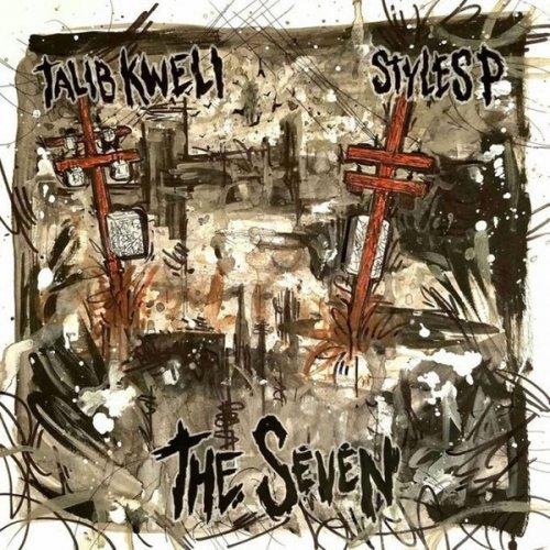 "Talib Kweli / Styles P - The Seven , 12"", EP"