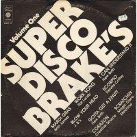 Various - Super Disco Brake's Volume One, LP