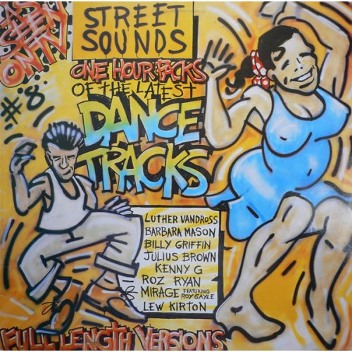 Various - Street Sounds Edition 8, LP