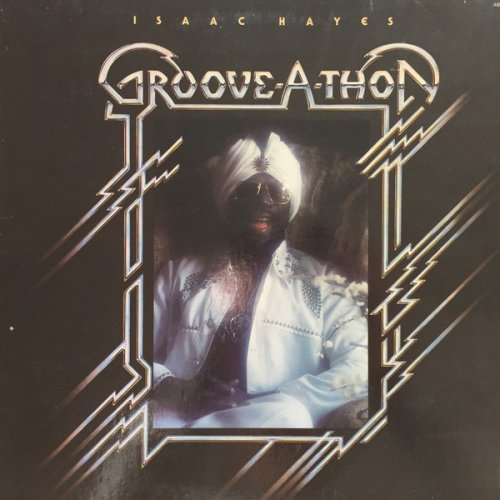 Isaac Hayes - Groove-A-Thon, LP