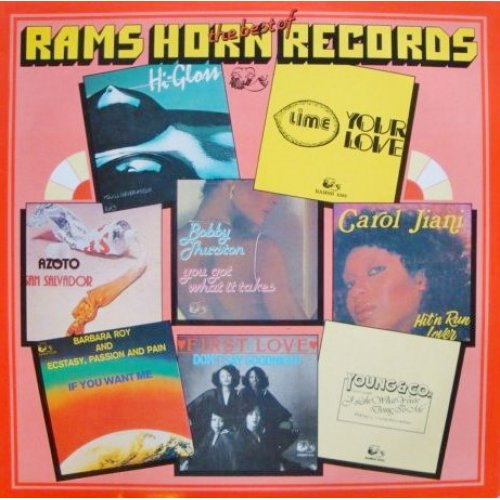 Various - The Best Of Rams Horn Records, LP