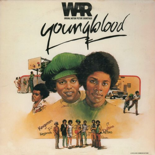 War - Youngblood (Original Motion Picture Soundtrack), LP