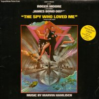 Marvin Hamlisch - The Spy Who Loved Me (Original Motion Picture Score), LP
