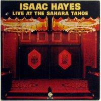 Isaac Hayes - Live At The Sahara Tahoe, 2xLP