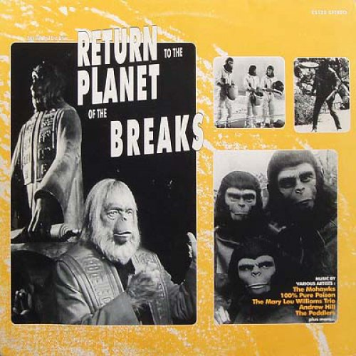 Various - Return To The Planet Of The Breaks, LP