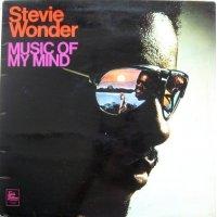 Stevie Wonder - Music Of My Mind, LP