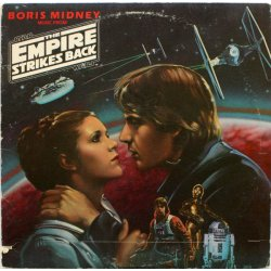 Boris Midney - Music From The Empire Strikes Back, LP