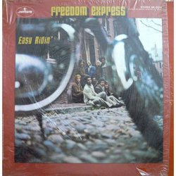 The Freedom Express - Easy Ridin', LP