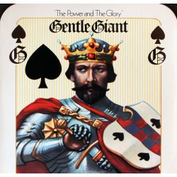 Gentle Giant - The Power And The Glory, LP