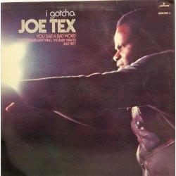 Joe Tex - I Gotcha, LP