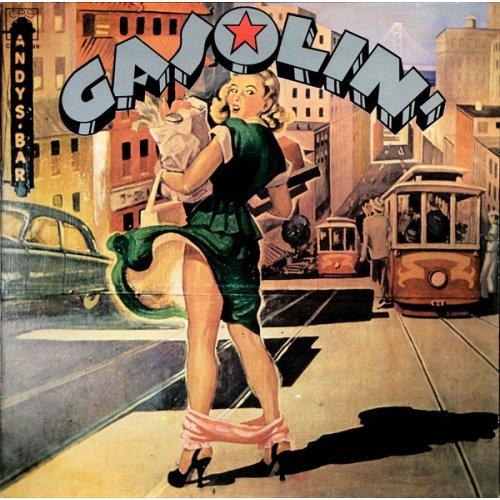 Gasolin' - Gasolin', LP