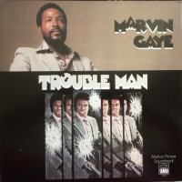Marvin Gaye - Trouble Man, LP, Reissue