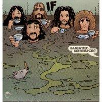 IF - Tea-Break Over-Back On Your 'Eads!, LP