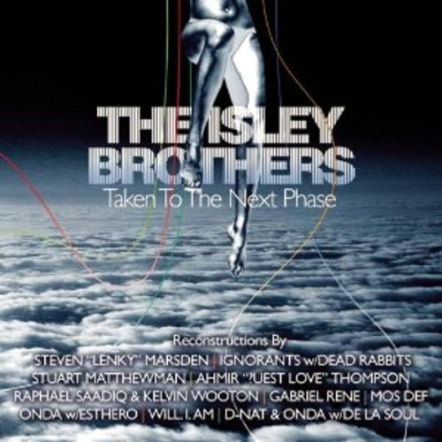 The Isley Brothers - Taken To The Next Phase, LP