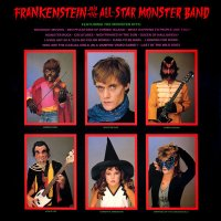Frankenstein And The All Star Monster Band - Frankenstein And The All Star Monster Band, LP