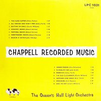The Queen's Hall Light Orchestra - Chappell Recorded Music, LP