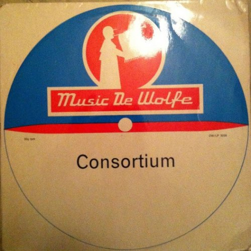 Reg Tilsley / Jack Trombey / Keith Papworth - Consortium, LP