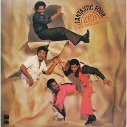 Fantastic Four - B. Y. O. F. (Bring Your Own Funk), LP