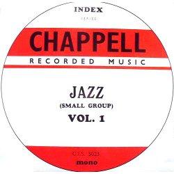 Various - Jazz (Small Group) Vol. 1, LP