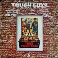 Isaac Hayes - Tough Guys (Music From The Soundtrack Of The Paramount Release 'Three Tough Guys'), LP
