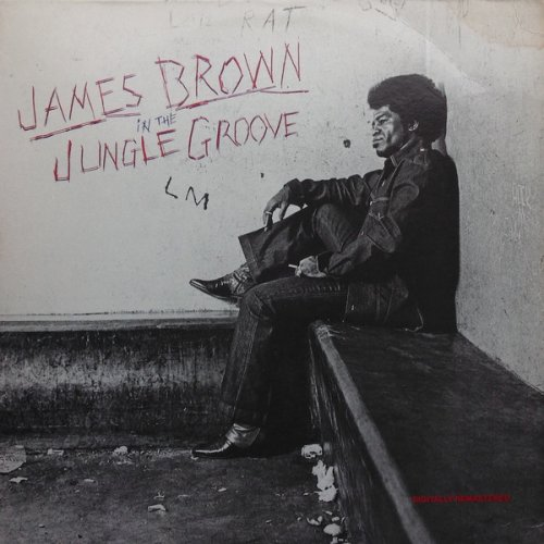 James Brown - In The Jungle Groove, 2xLP, Remastered