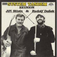 Jiří Stivín & Rudolf Dašek - System Tandem Reunion, LP