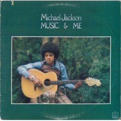 Michael Jackson - Music & Me, LP