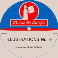 Pierre Arvay, International Studio Orchestra - Illustrations No. 9, LP