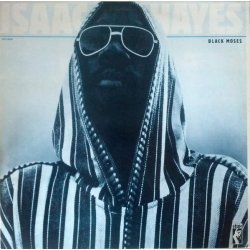 Isaac Hayes - Black Moses, LP, Reissue