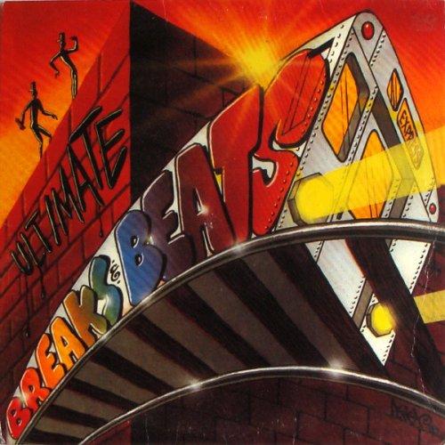 Various - Ultimate Breaks & Beats, LP, Reissue