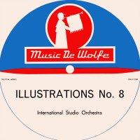 The International Studio Orchestra - Illustrations 8, LP