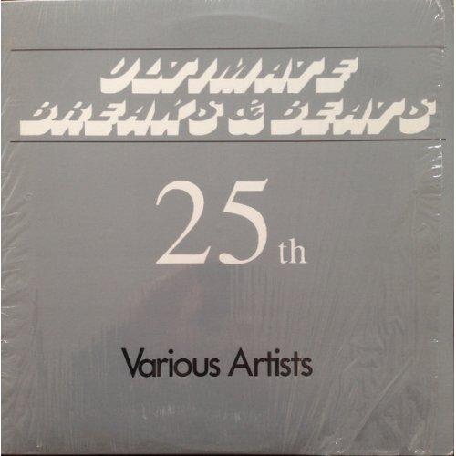 Various - Ultimate Breaks & Beats 25th, LP, Reissue