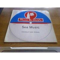 International Studio Orchestra - Sea Music, LP