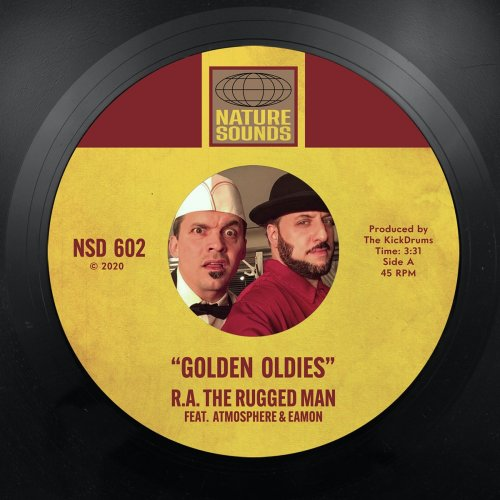 """R.A. The Rugged Man feat. Slug of Atmosphere & Eamon - Golden Oldies, 7"""""""