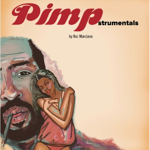 Roc Marciano - Pimpstrumentals, 2xLP