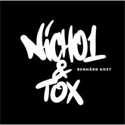 Nicho1 & Tox - Benhård Kost, LP (Sort vinyl)