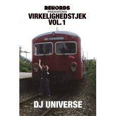 Rekords Præsenterer Virkelighedstjek Vol. 1: DJ Universe, Kassettebånd