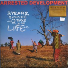 Arrested Development - 3 Years, 5 Months And 2 Days In The Life Of..., LP, Reissue