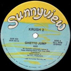 """Krush 2 - Ghetto Jump, 12"""""""